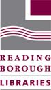 Reading library logo
